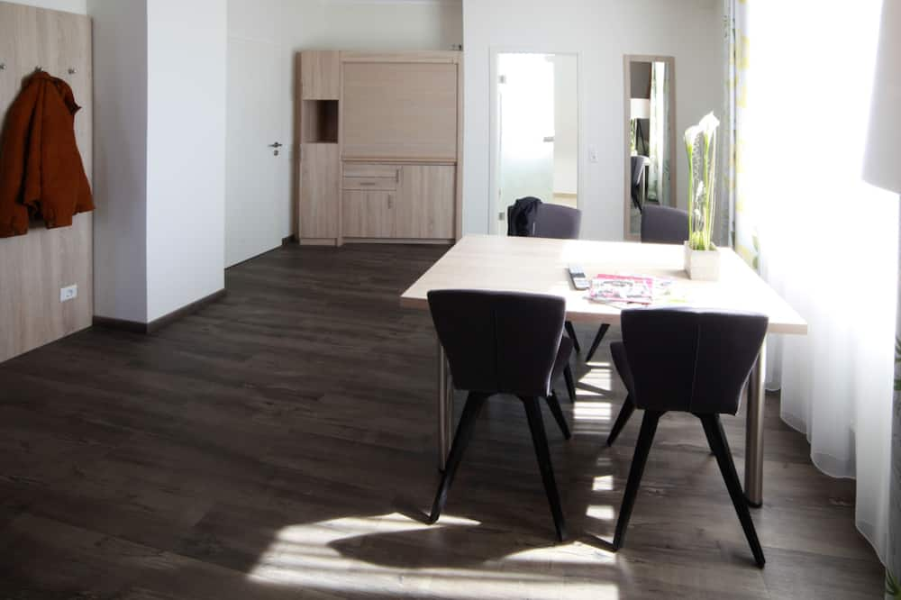 Fyrbäddsrum - Matservice på rummet