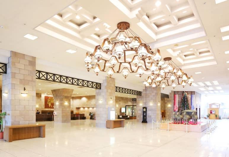 APA Hotel & Resort Sapporo, Sapporo, Lobby