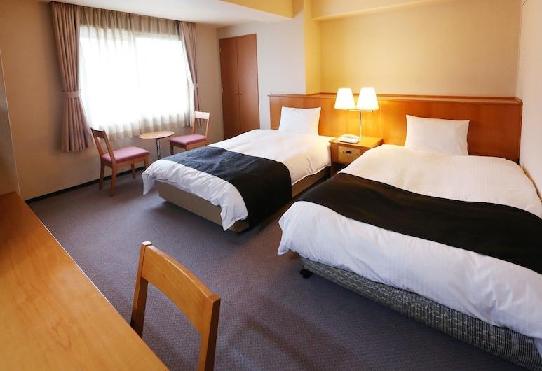 APA Hotel Sapporo, Sapporo, Dvojlôžková izba, fajčiarska izba, Hosťovská izba