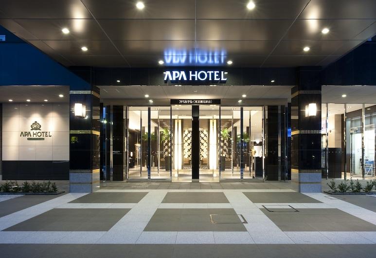 APA Hotel Tokyo-Shiomi-Ekimae, Tokio, Wejście do hotelu