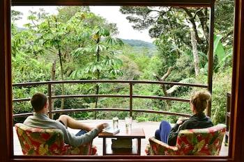 Foto del Cala Lodge en Monteverde