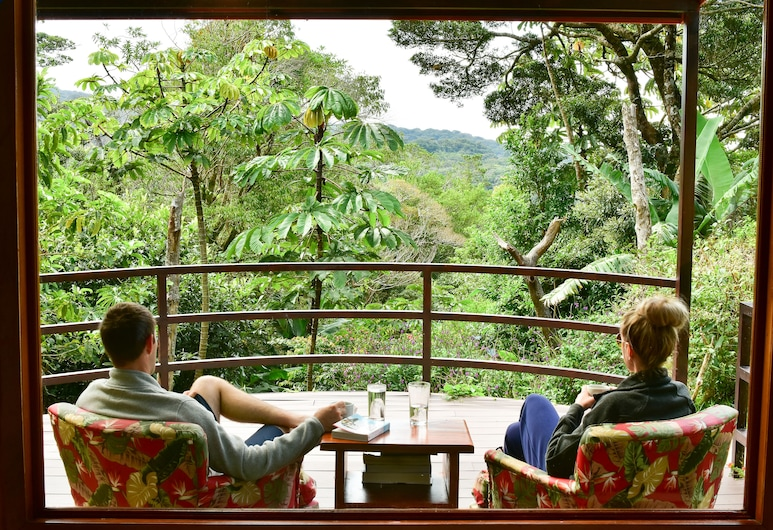 Cala Lodge, Monteverde, Sala de estar en el lobby