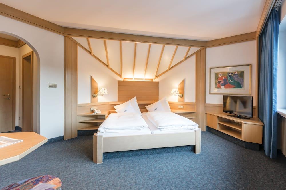 Comfort tweepersoonskamer (Pütia) - Kamer