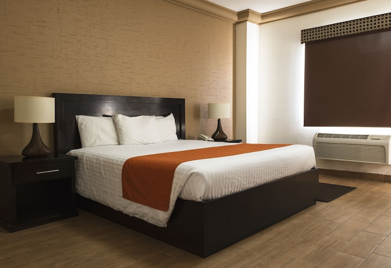 Hotel Conquistador Inn By US Consulate, Ciudad Juarez, Standard Room, Guest Room