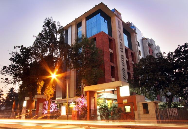 Keys Select Hotel Nestor, Mumbai, Mumbai, Udendørsareal