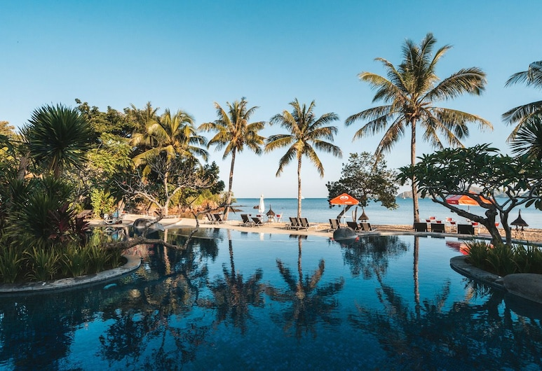 Bintang Flores Hotel, Labuan Bajo, Suite – deluxe (Suite), Utsikt mot strand/hav