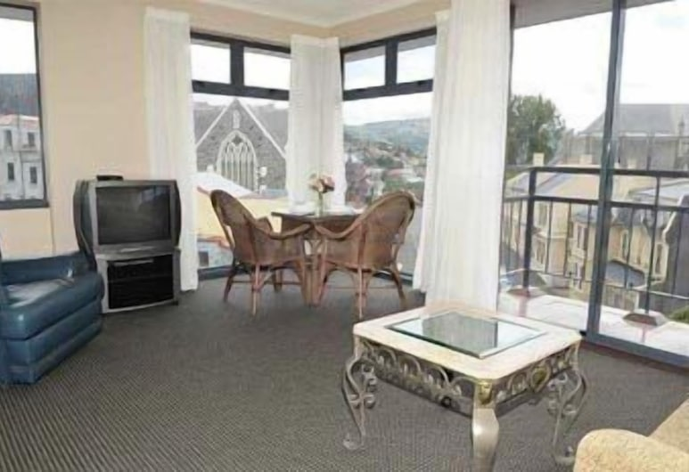97 Motel Moray, Dunedin, Living Area
