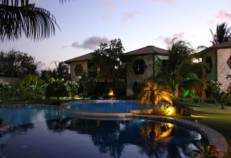 Morada dos Ventos, Tibau do Sul, Hotelový areál