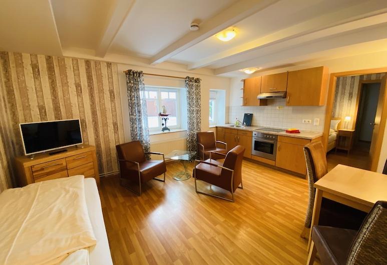 Landhaus Hammoor, Hammoor, Standard Apartment, 1 Bedroom, Living Area