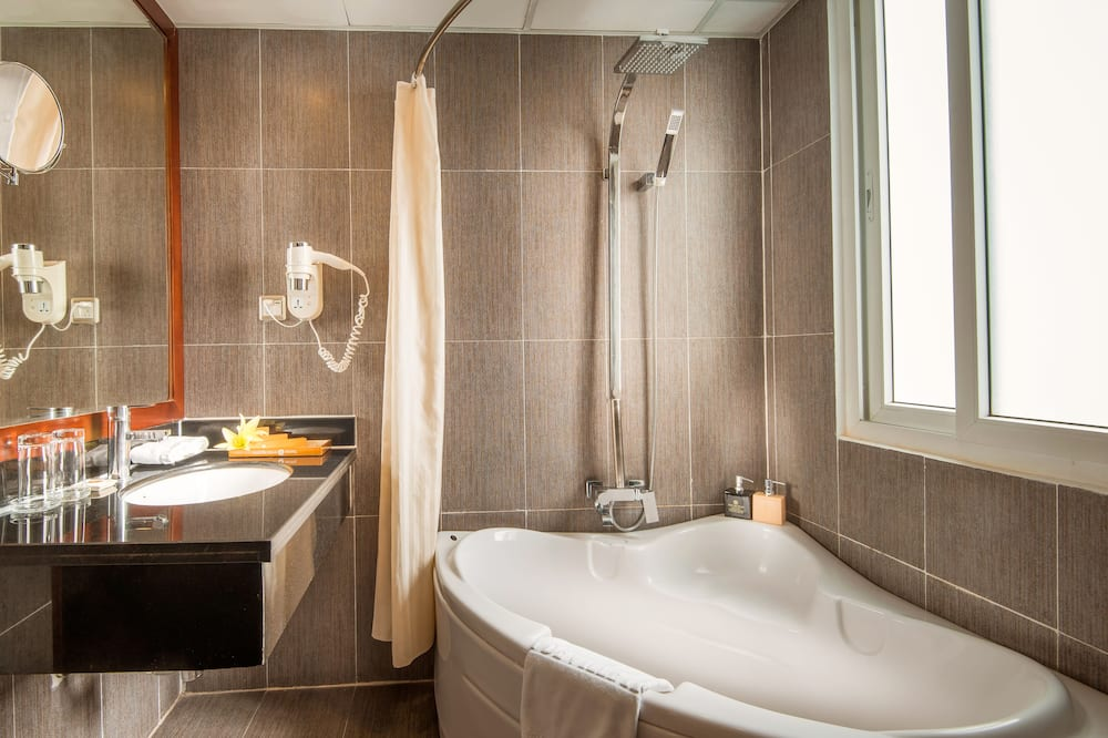 Superior Room, 1 Double Bed - Bathroom