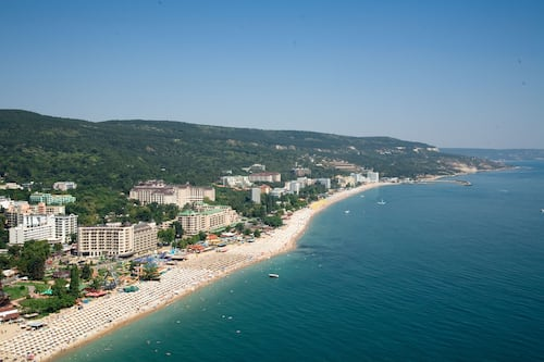 Golden club bulgarien beach swinger Sunny Beach