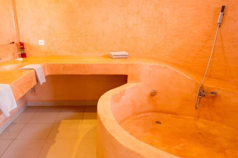 Standartinio tipo vienvietis kambarys (A) - Vonios kambarys