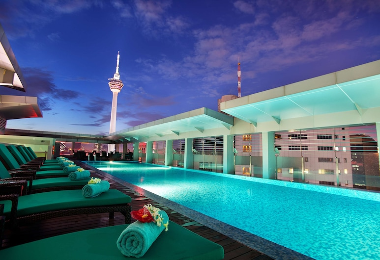 PARKROYAL Serviced Suites Kuala Lumpur, Kuala Lumpur, Pool
