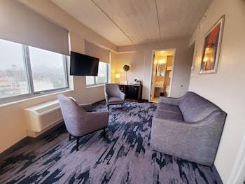 Fotografia hotela (Fairfield Inn & Suites by Marriott New York Brooklyn) v meste Brooklyn