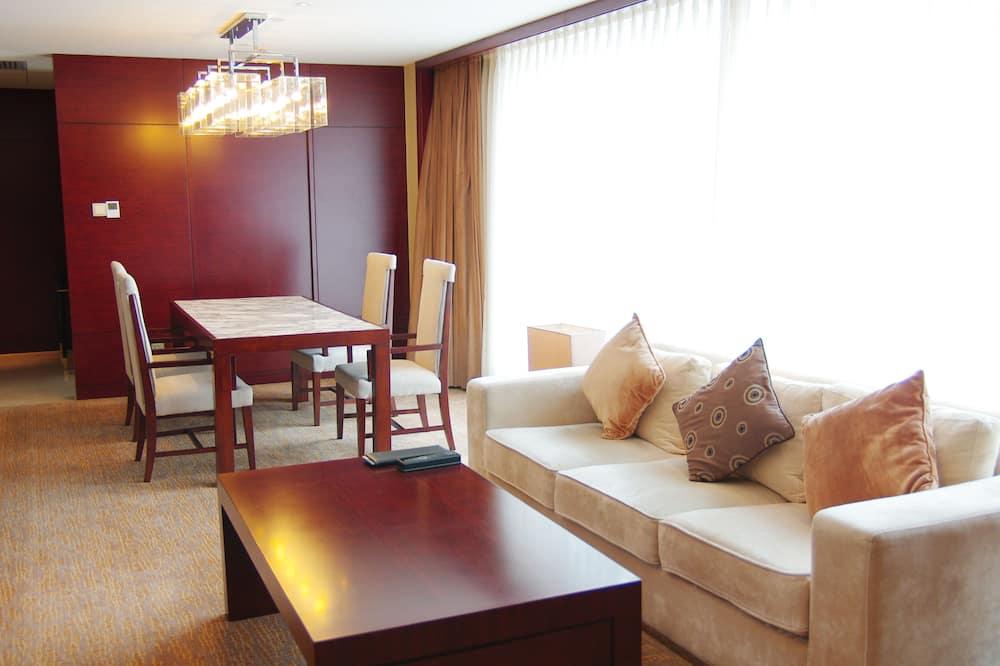 Executive suite (Bund View) - Dnevni boravak