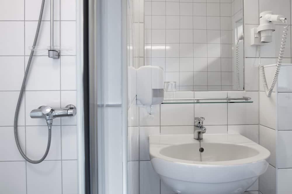 Standardzimmer, 1Einzelbett, Nichtraucher - Badezimmer