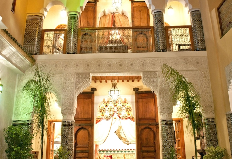 Riad-Boutique Borj Dhab, Fes, Hotel Front