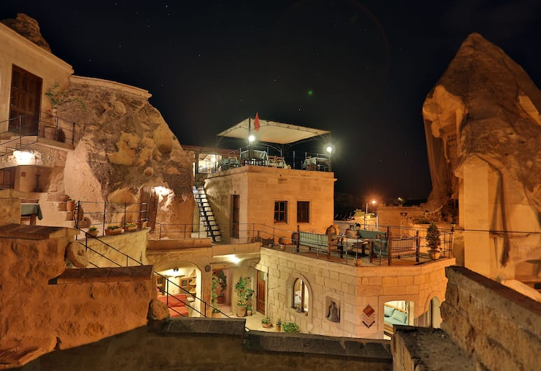 Turquaz Cave Hotel, Nevsehir, View from Hotel