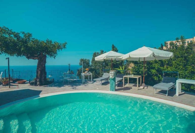 Meridiana Hotel Taormina, Taormina, View from Hotel