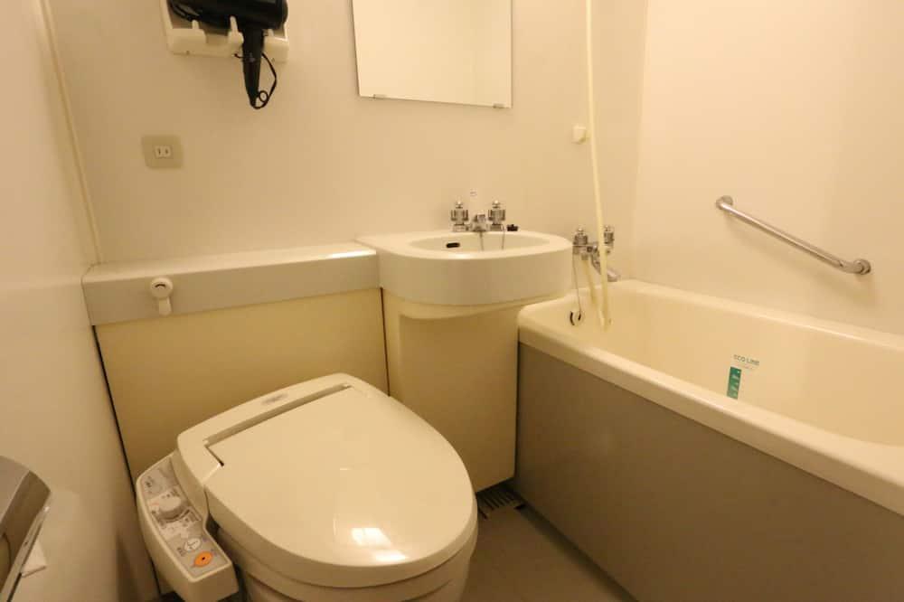 Izba, fajčiarska izba (Small Double Room) - Kúpeľňa