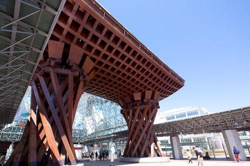 金澤站前Apa飯店/