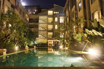 Bild vom Umalas Hotel and Residence in Kerobokan
