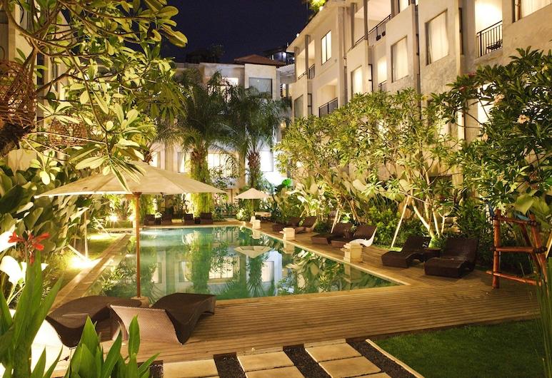 烏瑪拉斯公寓酒店, 科洛布坎, 高級客房, 3 間臥室, 客房景觀