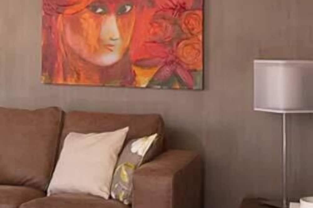 Standardní apartmán - Obývací pokoj