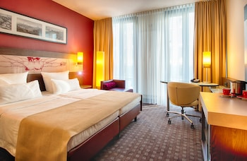 Billede af Leonardo Royal Hotel Munich i München