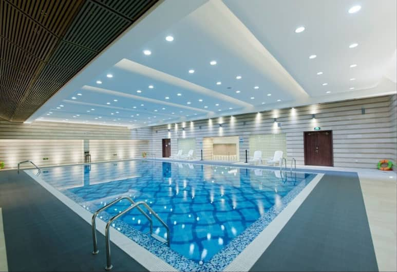 China National Convention Center, Beijing, Pool