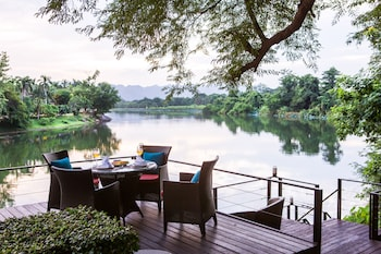 Enter your dates for special Kanchanaburi last minute prices