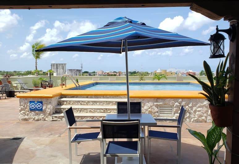 Hotel Plaza Cozumel, Cozumel, Pool