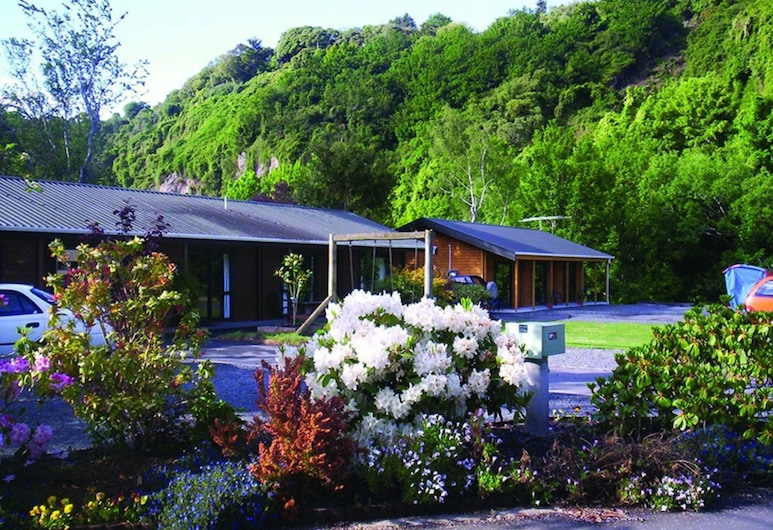 Leith Valley Holiday Park & Motels, Dunedin