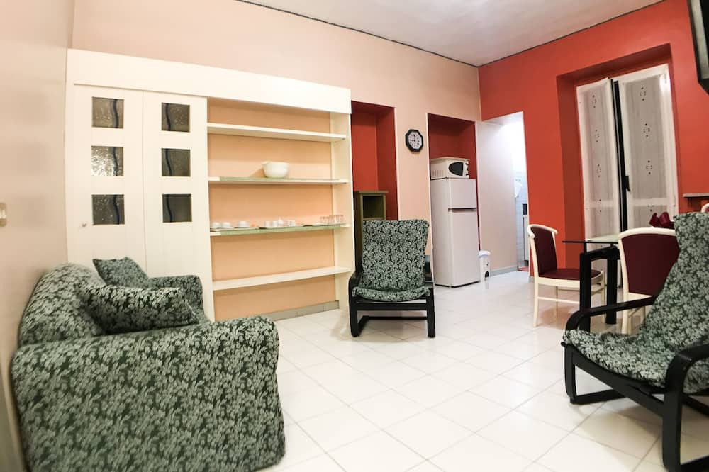 Standard Apartment, 1 Bedroom (3 persone) - Living Area