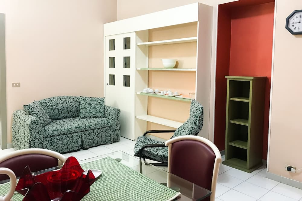 Standard Apartment, 1 Bedroom (3 persone) - Living Room
