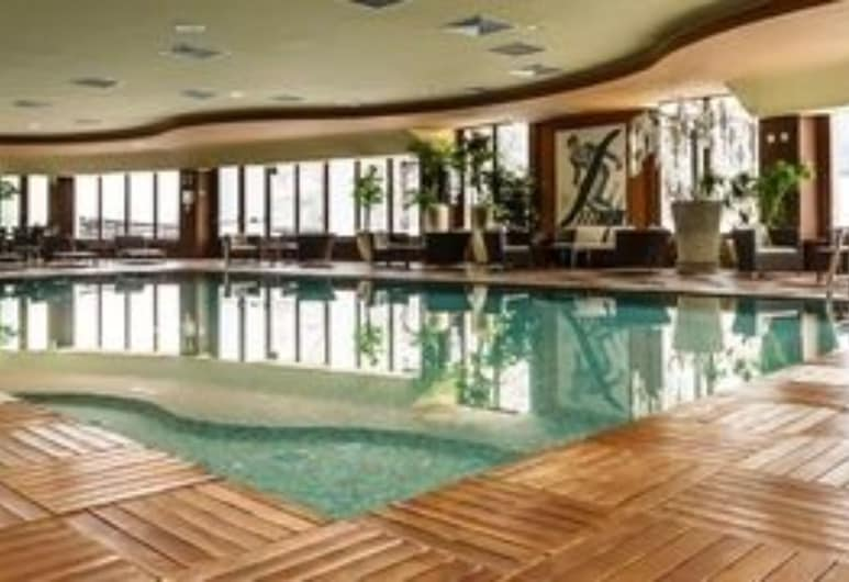 Hotel Principi di Piemonte Sestriere, Сестрієре, Критий басейн
