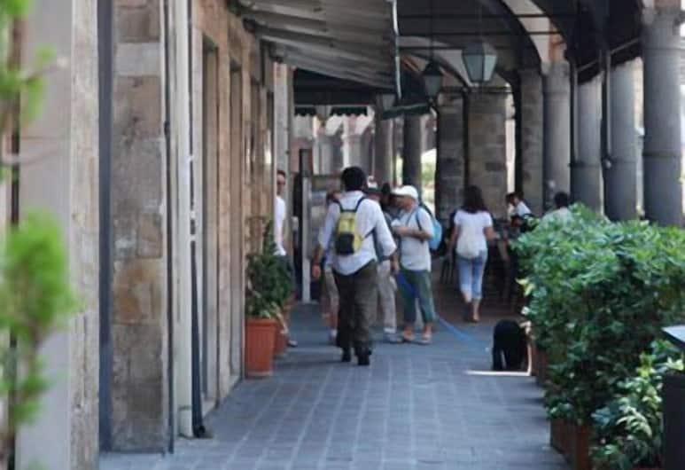 Due Borghi, Pisa