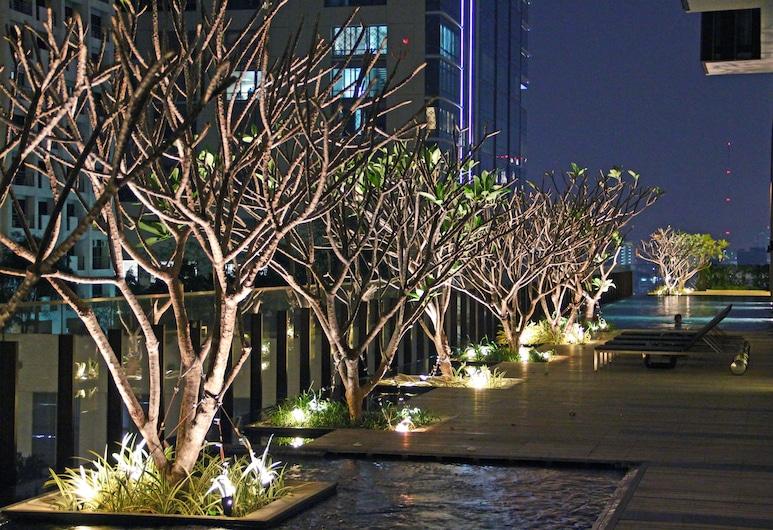 ハンサー バンコク ホテル, バンコク, インフィニティ プール