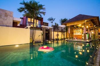 A(z) Jay's Villas hotel fényképe itt: Kerobokan