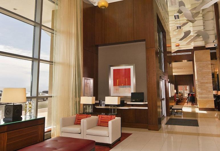 Residence Inn Arlington Capital View, Arlingtonas, Vestibiulis