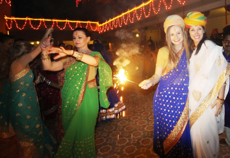 Suryaa Villa - A City Centre Hotel, Jaipur, Instalações esportivas