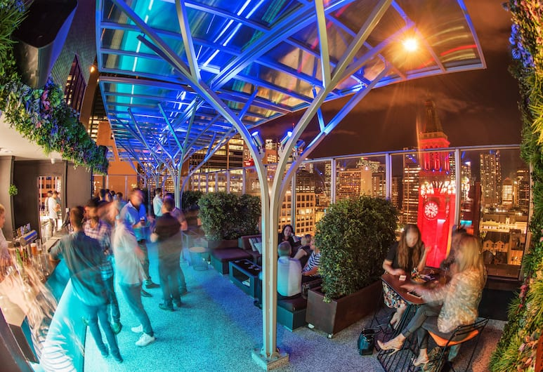 Pullman Brisbane King George Square, Brisbane, Hotel Bar