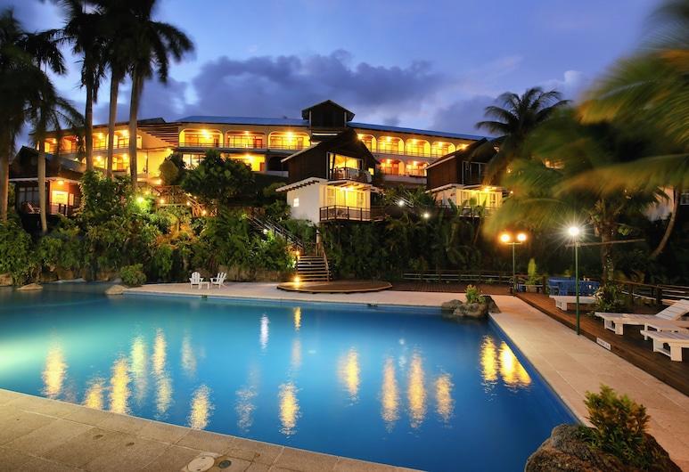 Hotel Villa Caribe, Ливингстон, Бассейн