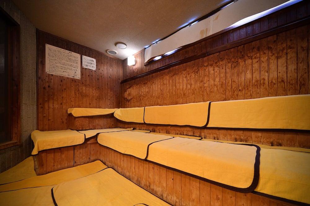 Номер с 2 односпальными кроватями, 2 односпальные кровати, для некурящих - Ванная комната