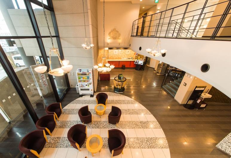 APA Hotel Kaga Daisyoji-Ekimae, Kaga, Lobby Sitting Area