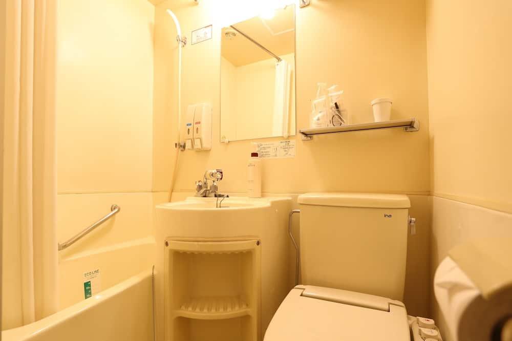 Semi Double Room, Smoking (12 ㎡) - Bathroom