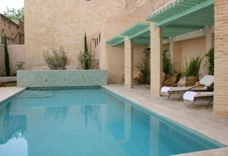 Riad Laaroussa- Hotel & Spa, Fes, Outdoor Pool