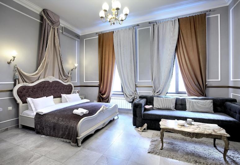 Theatre Boutique Apart-Hotel, Kyiv, Interieur