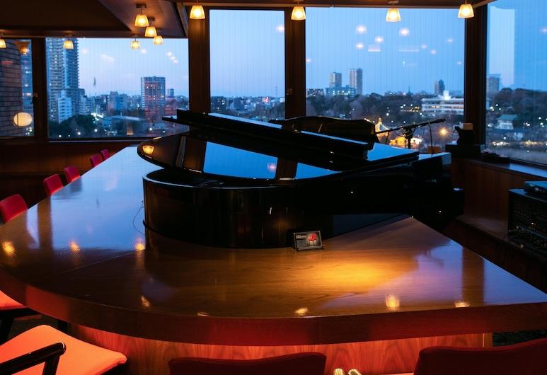 Hotel Park Side, Tokio, Bar hotelowy