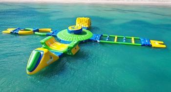 在蓬塔山姆的坎昆帕尔马别墅豪华海滩 SPA 度假村照片